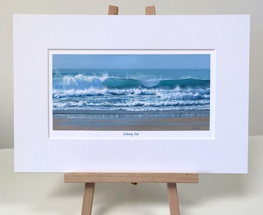 Crashing Waves Pankhurst Gallery