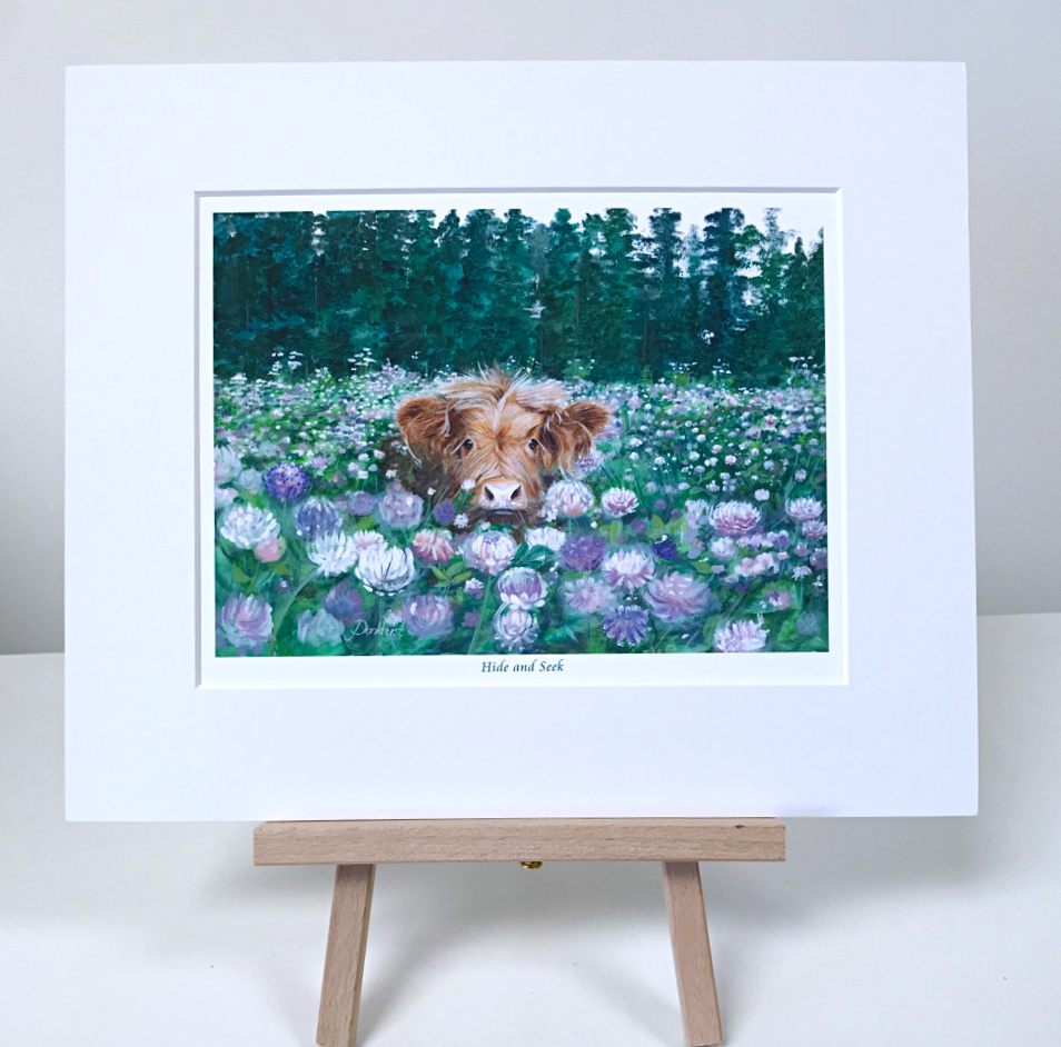 Highland Cow Pankhurst Gallery