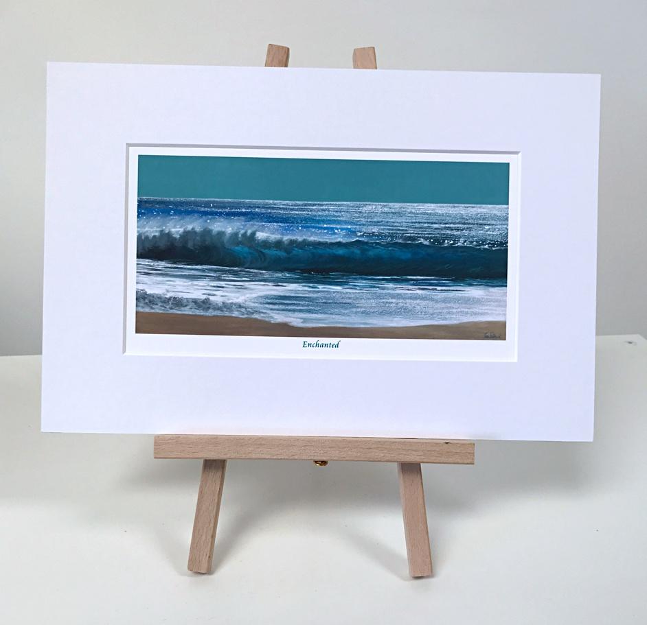 Waves Crashing Pankhurst Gallery