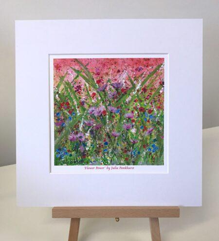 Flower Power Pankhurst Gallery