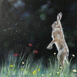 Lone Hare