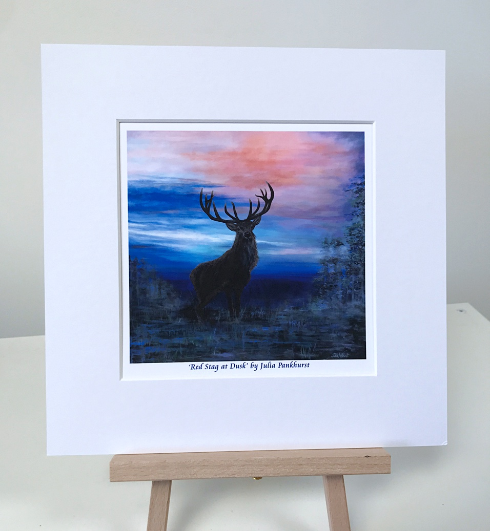 Red Stag Pankhurst Gallery