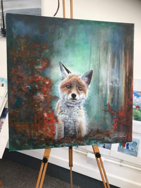 fox cub original