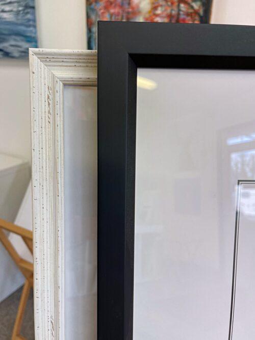 Frames for art gift prints Pankhurst Gallery