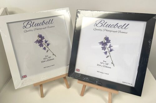 Frames for mini art gift prints Pankhurst Gallery